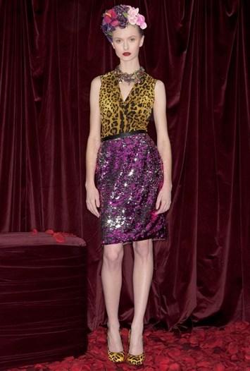 Dolce & Gabbana RTW Pre-Fall 2010