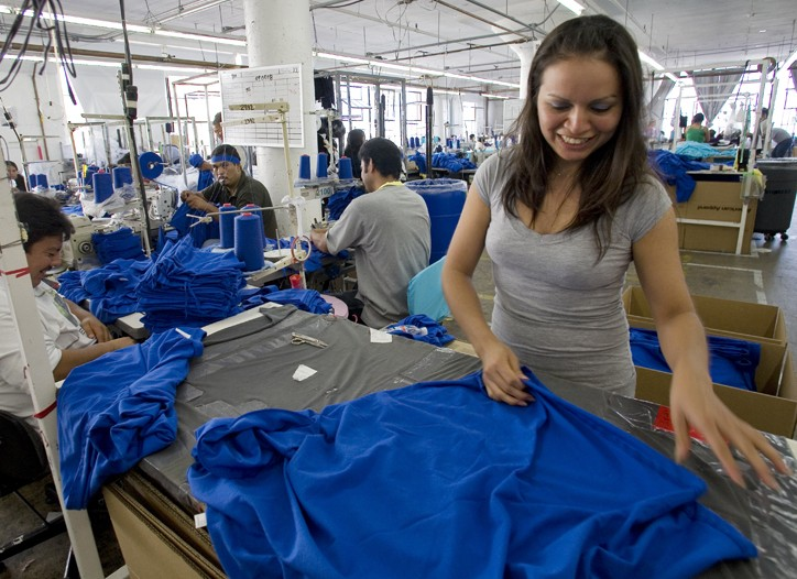 U.S. manufacturers are facing higher costs for some textiles and apparel components.