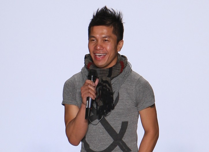 Jay Nicolas Sario from Project Runway