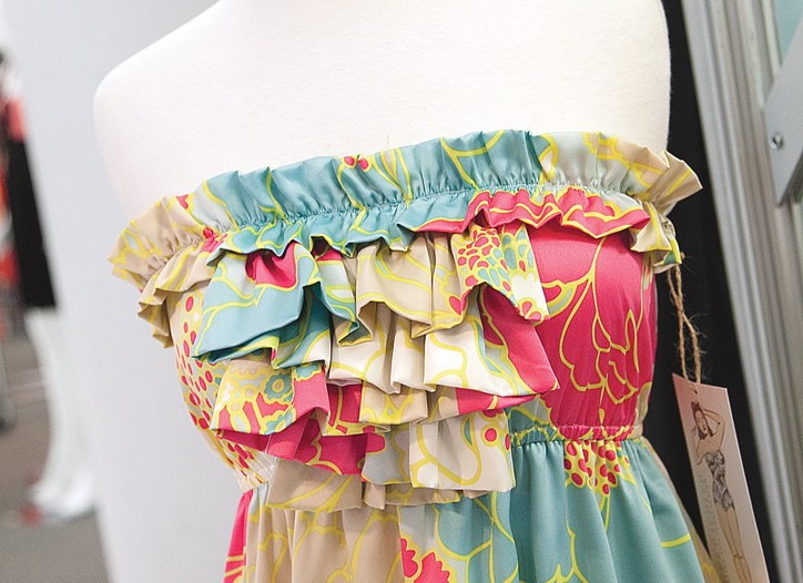 A dress from Judith March.