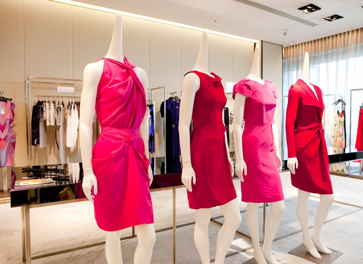 Roland Mouret's capsule collection for Lane Crawford