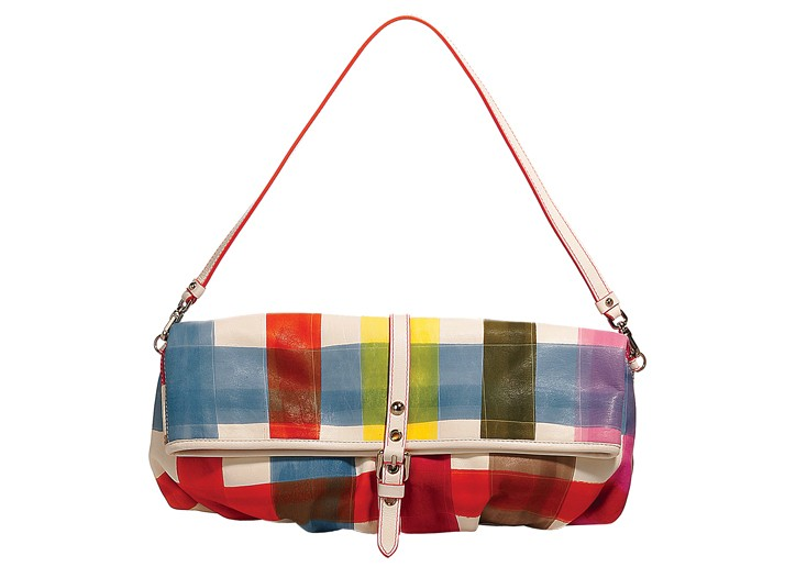 Moschino Cheap and Chic leather bag.