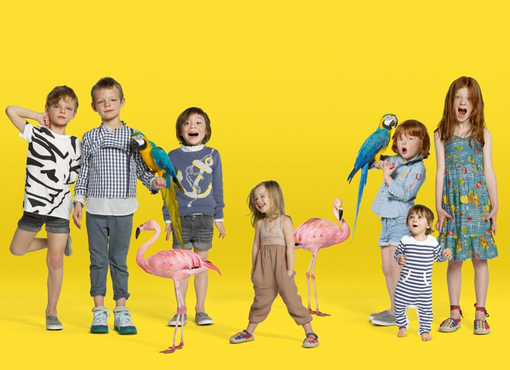 Stella McCartney for Gap Kids.