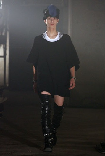 Discovered Men's RTW Fall 2010