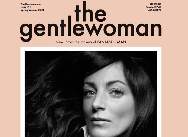 The Gentlewoman First Issue.