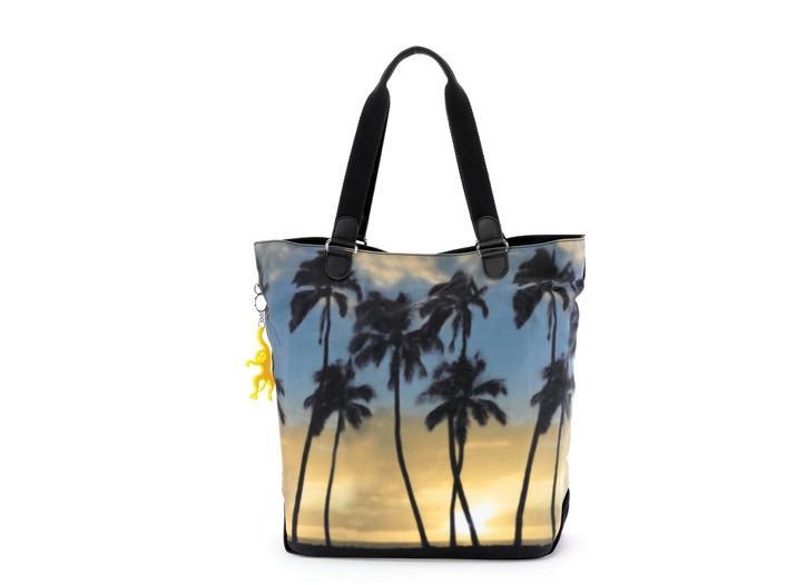 A Kipling bag.