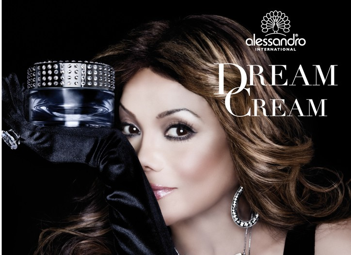 A visual for Dream Cream featuring La Toya Jackson.