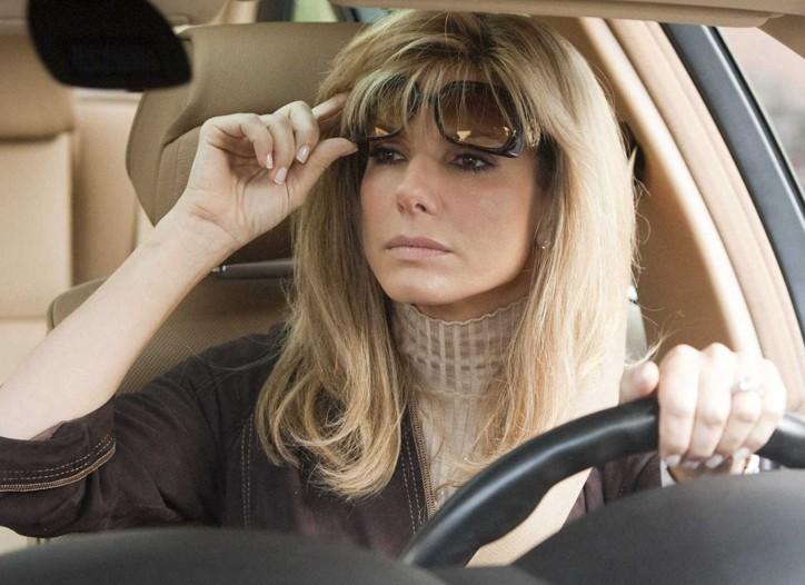 """Sandra Bullock, """"The Blind Side"""""""
