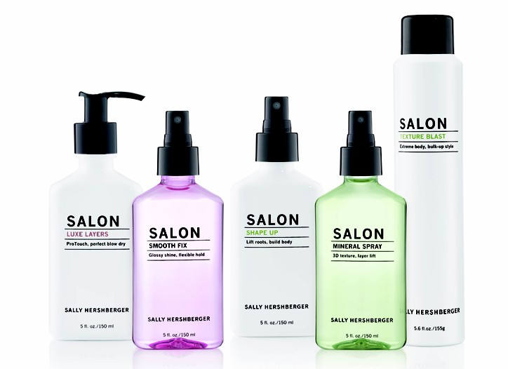 Salon by Sally Hershberger items.