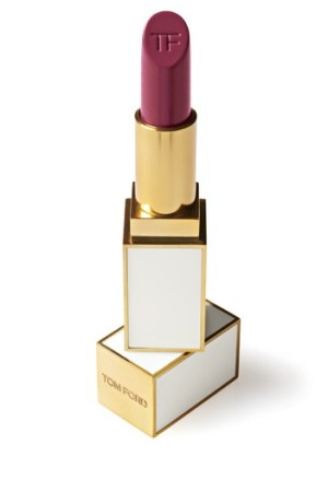One of the new lipsticks from Tom Ford.