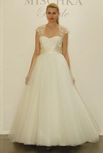 Badgley Mischka Bridal Spring 2011