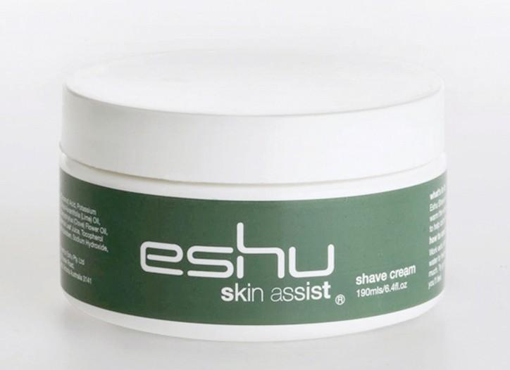 Eshu Skin Assist Shave Cream