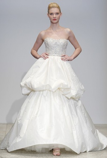 Kenneth Pool Bridal 2011 Spring
