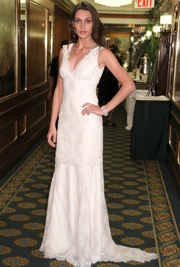Nicole Miller Bridal Spring 2011