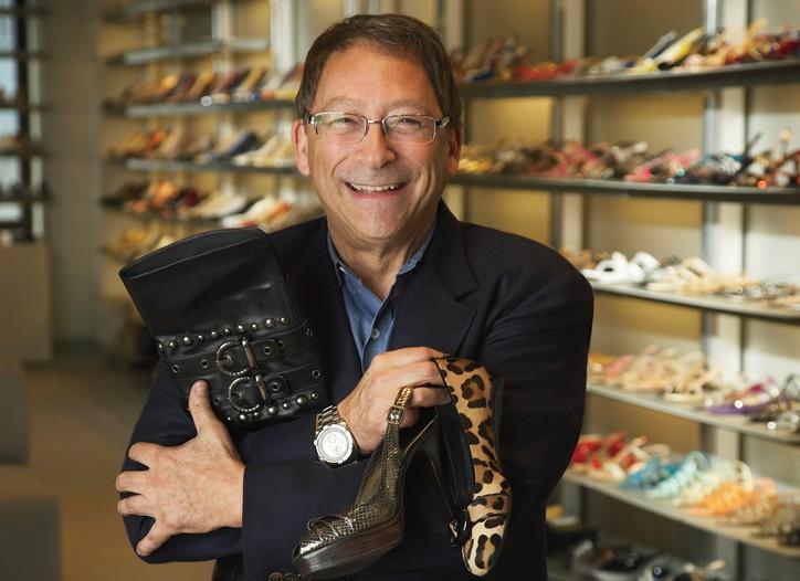 Stuart Weitzman Chairman, CEO, Designer; Stuart Weitzman