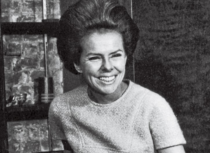 Eileen Ford revolutionized the modeling industry more than 60 years ago when she founded Ford Models.