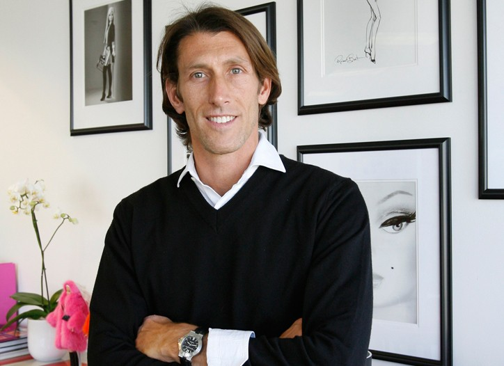 Richard Dickson oversees the Barbie brand at Mattel.