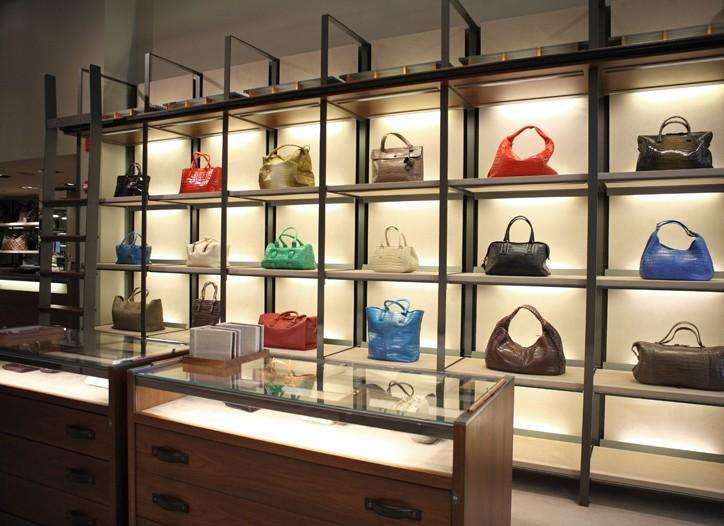 Bags from Bottega Veneta.