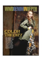 WWD Denim in Depth May 2010 Cover