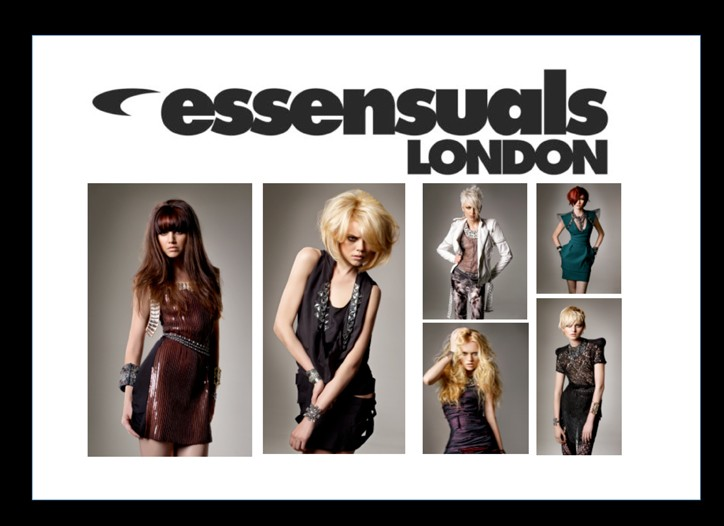 Renderings of the Essensuals London location