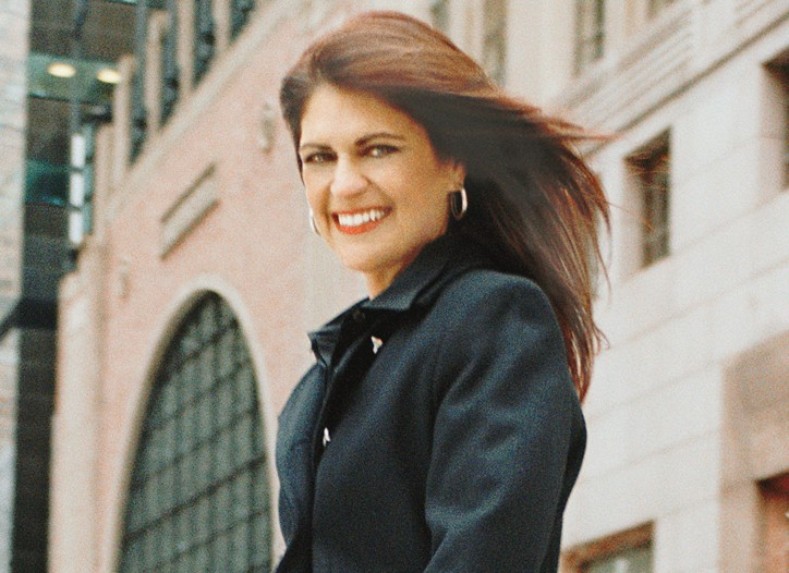 Wal-Mart's Carmen Bauza is leading the mass market giant into a brave new world of beauty retailing.