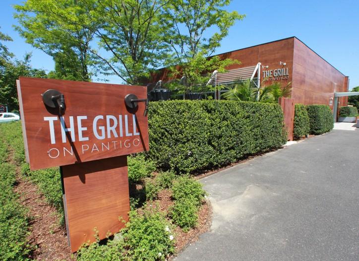 The Grill on Pantigo in East Hampton.