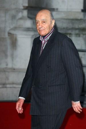 Mohamed Al Fayed