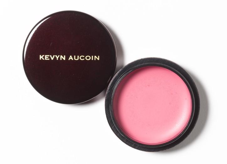 Makeup from Kevyn Aucoin.