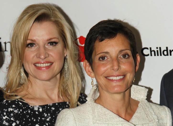 Mindy Grossman and Maureen Chiquet
