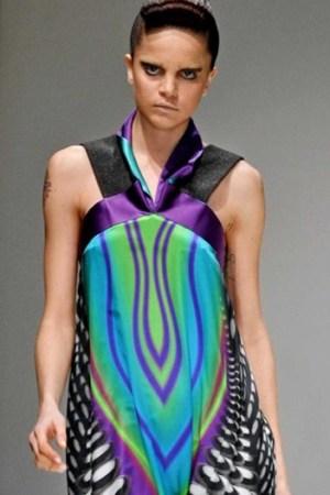 Gizia at Turkish Fashion Week.