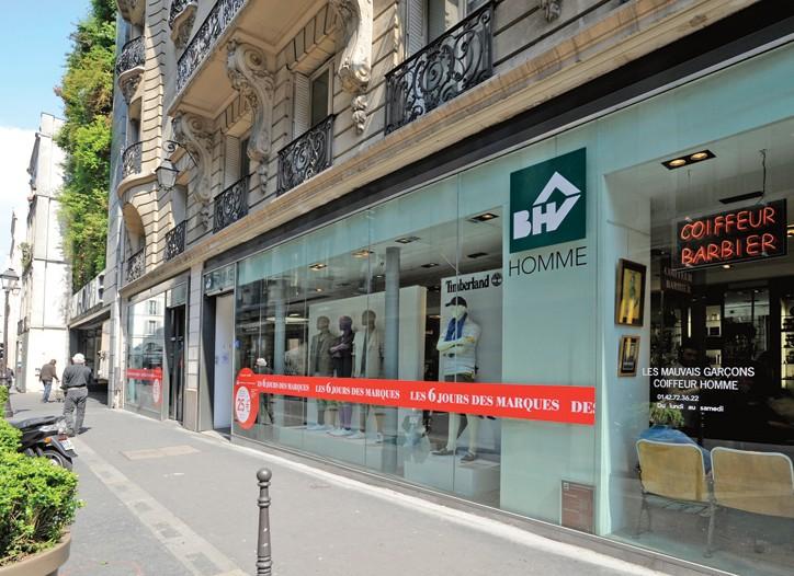 BHV Homme 36 Rue De La Verrer Ie, Paris, France
