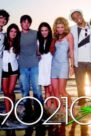 The 90210 cast.