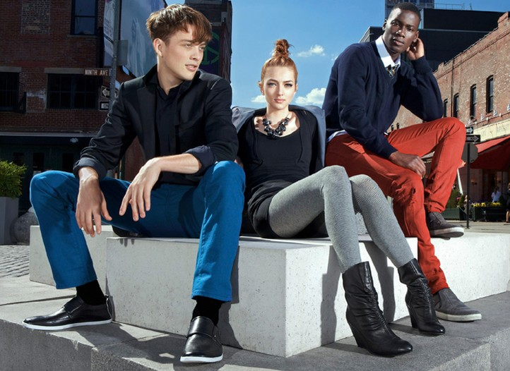 A fall ad for Aldo's Call It Spring brand.