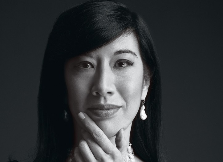 Chief Executive Officer of Avon, Andrea Jung