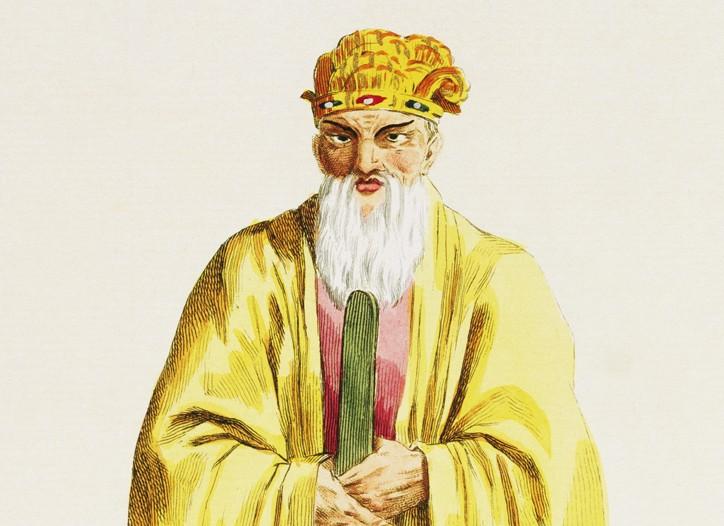 Confucius is born, 551 BC.