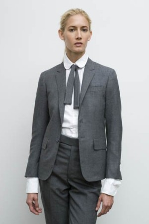 A 2007-08 look from Thom Browne.