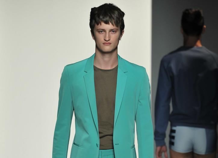 Calvin Klein Men's RTW Spring 2011