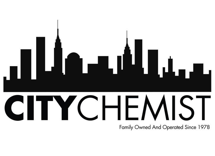 City Chemist logo