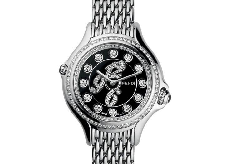 A Fendi Crazy Carats watch.