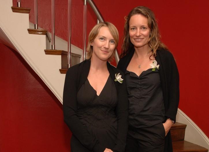Marcia Patmos and Tina Lutz
