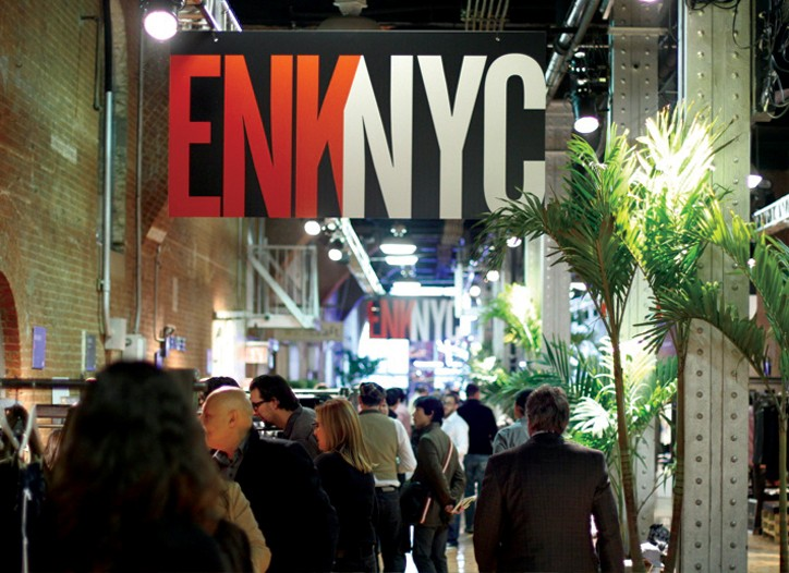 ENK NYC returns to The Tunnel and La Venue on the west side, where it will host some 200 vendors.