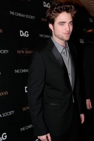 Robert Pattinson in Dolce & Gabbana