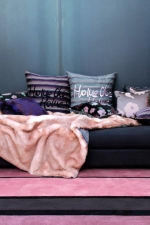 Sonia Rykiel's new home furnishings line