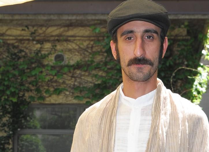 Umit Benan Men's RTW Spring 2011.