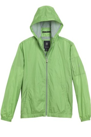 A spring jacket from Victorinox.