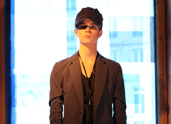 The Viridi-Anne Men's RTW Spring 2011