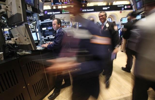 Retail stocks.
