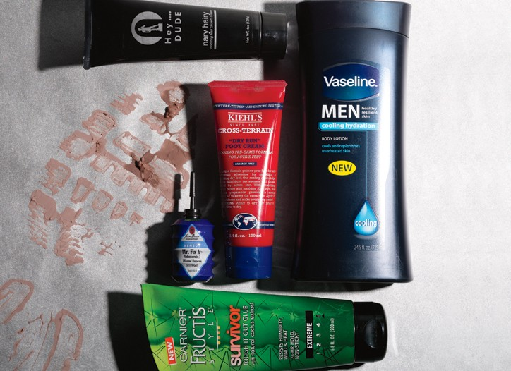 Trail Blazers - Designed for men's unique needs, these supercharged products prep and soothe skin and hair, whether pre or post-adventure.