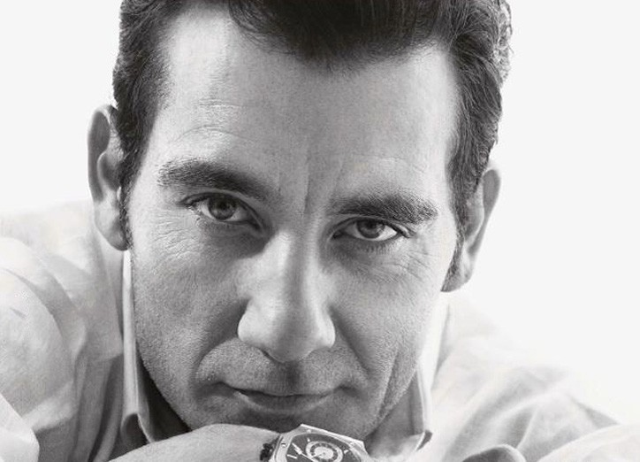 Bulgari Man ad features Clive Owen.