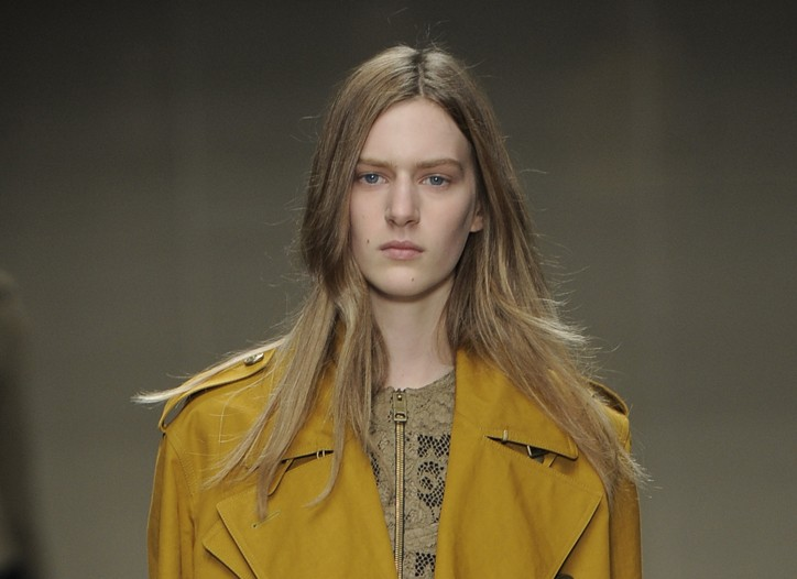 Burberry Prorsum, fall.